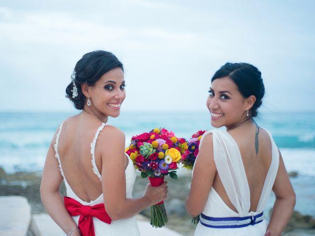 La boda de Laura  y Ariadna