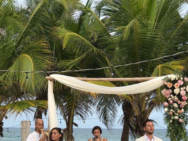 La boda de Jorge y Andrea en Tulum, Quintana Roo 5