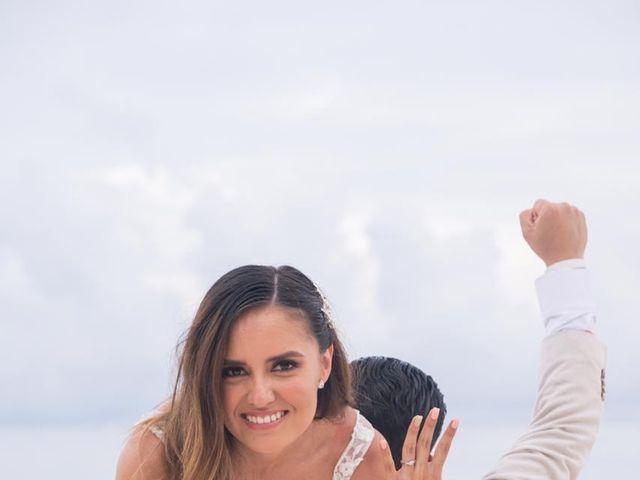 La boda de Jorge y Andrea en Tulum, Quintana Roo 1