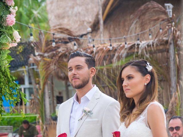 La boda de Jorge y Andrea en Tulum, Quintana Roo 7