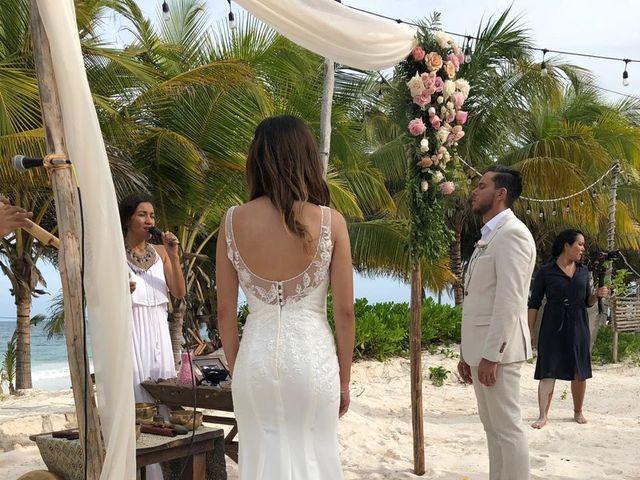 La boda de Jorge y Andrea en Tulum, Quintana Roo 8