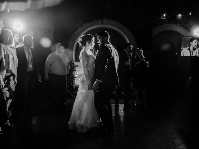 La boda de Emilyce y José