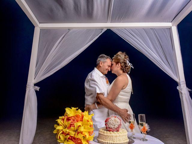 La boda de Veronica y Robert