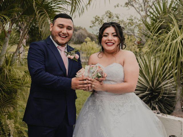 La boda de Iraly y Donaldo