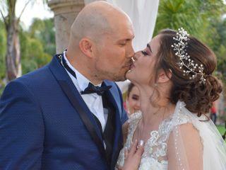 La boda de Estefany y Julio