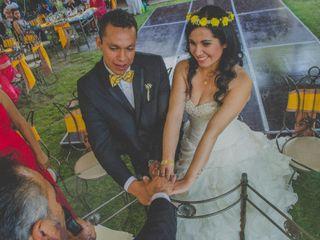 La boda de Eder y Abi