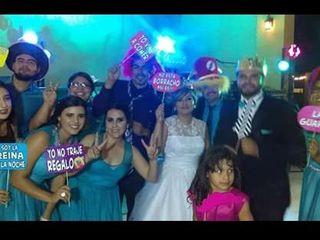 La boda de Viviana  y Pablo Alonso  1