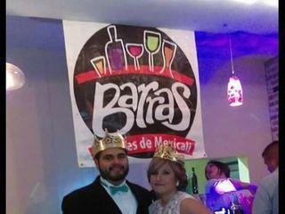La boda de Viviana  y Pablo Alonso  2