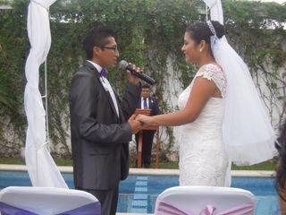 La boda de Gema y Henry