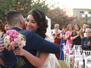 La boda de Esmeralda  y Cristian 2
