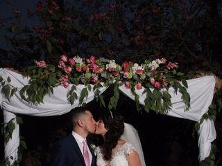 La boda de Esmeralda  y Cristian 3