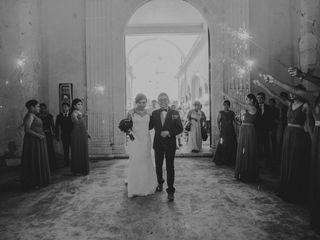 La boda de Alejandra y Luis