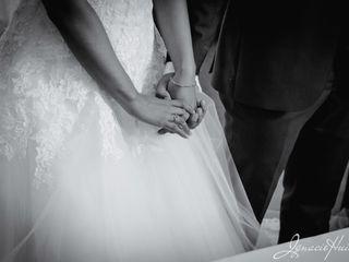 La boda de Mishell y Óscar 1