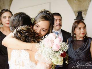 La boda de Mishell y Óscar 3
