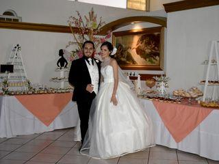 La boda de Lucia y Mario