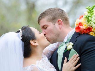 La boda de Gaby y Sean