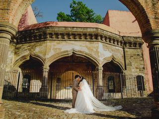 La boda de Selma y Carlos