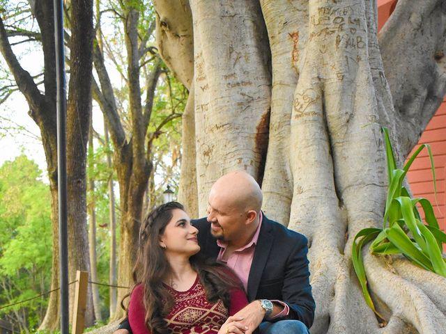 La boda de Julio y Estefany en Tlajomulco de Zúñiga, Jalisco 3