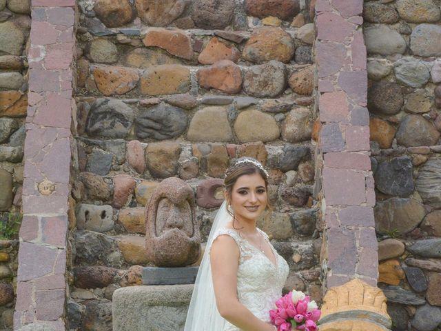 La boda de Julio y Estefany en Tlajomulco de Zúñiga, Jalisco 19