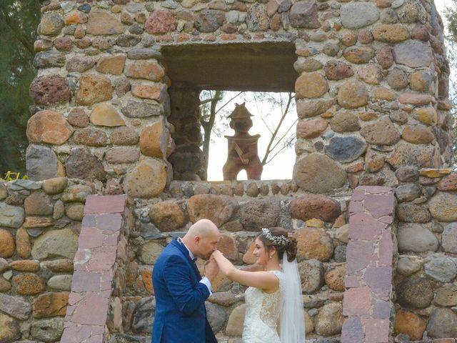 La boda de Julio y Estefany en Tlajomulco de Zúñiga, Jalisco 21