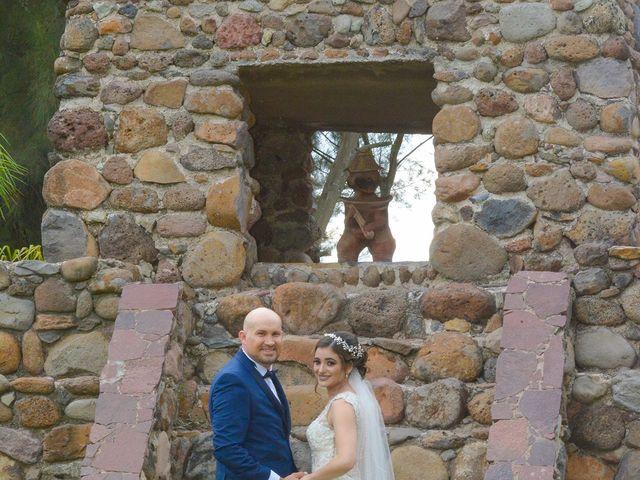La boda de Julio y Estefany en Tlajomulco de Zúñiga, Jalisco 22