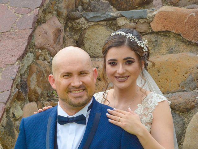 La boda de Julio y Estefany en Tlajomulco de Zúñiga, Jalisco 23