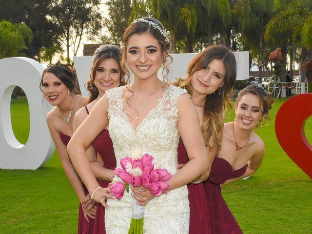La boda de Julio y Estefany en Tlajomulco de Zúñiga, Jalisco 27