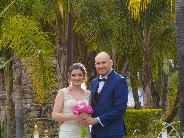 La boda de Julio y Estefany en Tlajomulco de Zúñiga, Jalisco 30