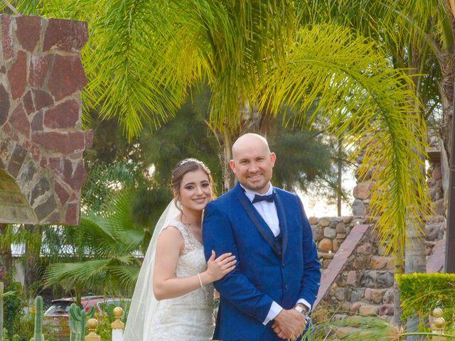 La boda de Julio y Estefany en Tlajomulco de Zúñiga, Jalisco 31