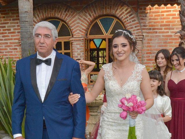 La boda de Julio y Estefany en Tlajomulco de Zúñiga, Jalisco 34