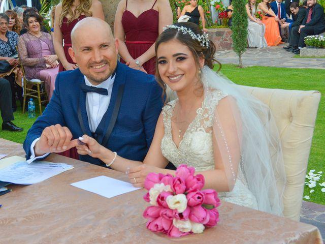 La boda de Julio y Estefany en Tlajomulco de Zúñiga, Jalisco 37