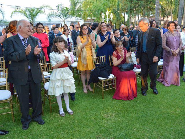 La boda de Julio y Estefany en Tlajomulco de Zúñiga, Jalisco 39