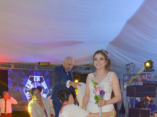 La boda de Julio y Estefany en Tlajomulco de Zúñiga, Jalisco 53