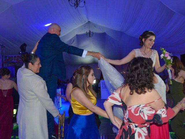 La boda de Julio y Estefany en Tlajomulco de Zúñiga, Jalisco 54