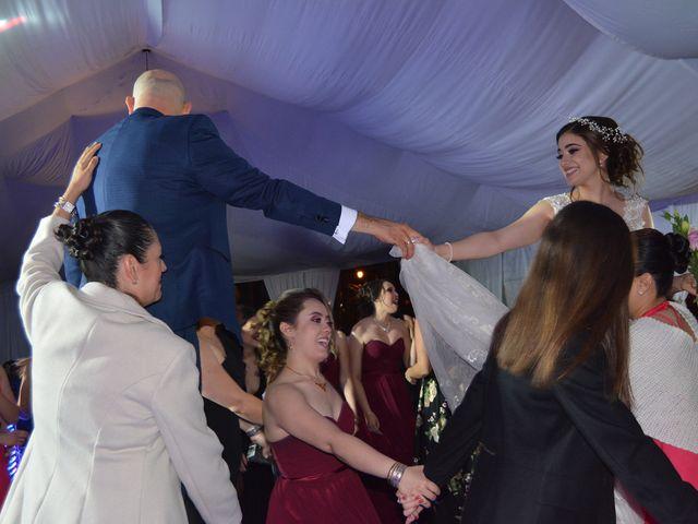 La boda de Julio y Estefany en Tlajomulco de Zúñiga, Jalisco 55