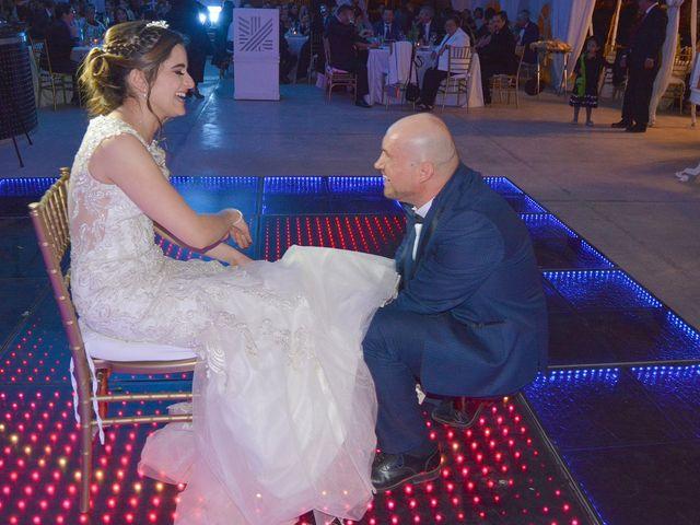 La boda de Julio y Estefany en Tlajomulco de Zúñiga, Jalisco 60