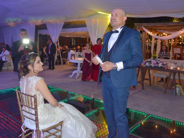 La boda de Julio y Estefany en Tlajomulco de Zúñiga, Jalisco 61