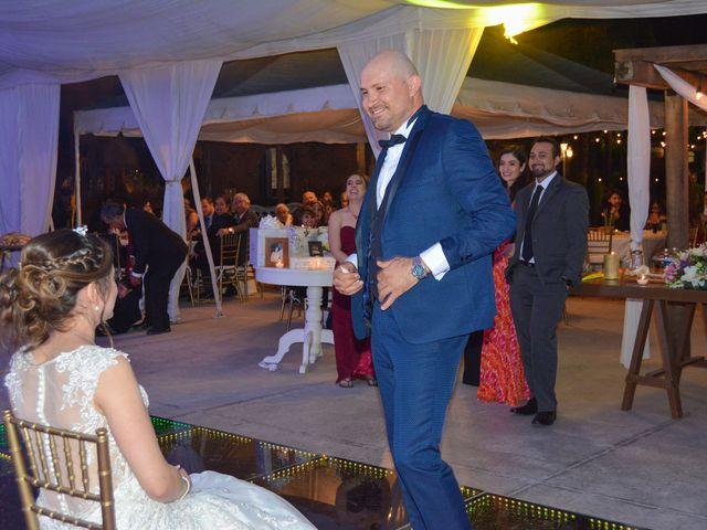 La boda de Julio y Estefany en Tlajomulco de Zúñiga, Jalisco 62