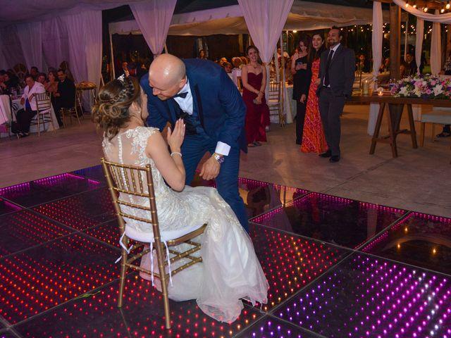 La boda de Julio y Estefany en Tlajomulco de Zúñiga, Jalisco 64