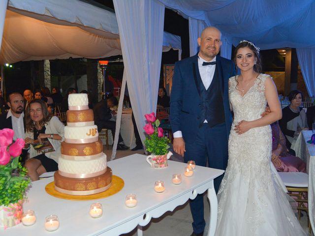 La boda de Julio y Estefany en Tlajomulco de Zúñiga, Jalisco 71