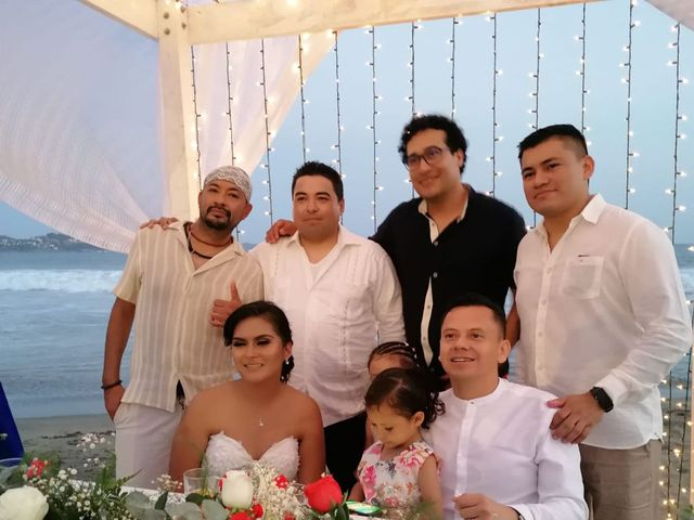 La boda de Edgardo y Cinthia