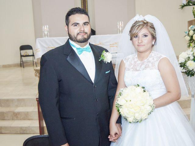 La boda de Viviana  y Pablo Alonso