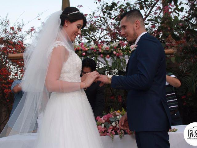 La boda de Esmeralda  y Cristian
