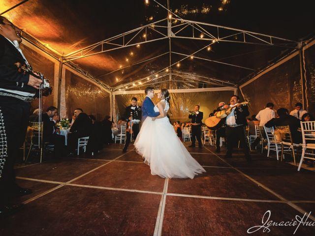La boda de Mishell y Óscar