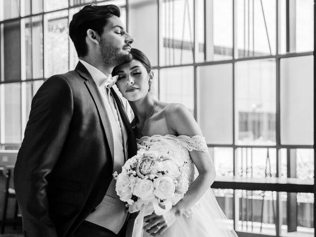 La boda de Adriana y Brayan