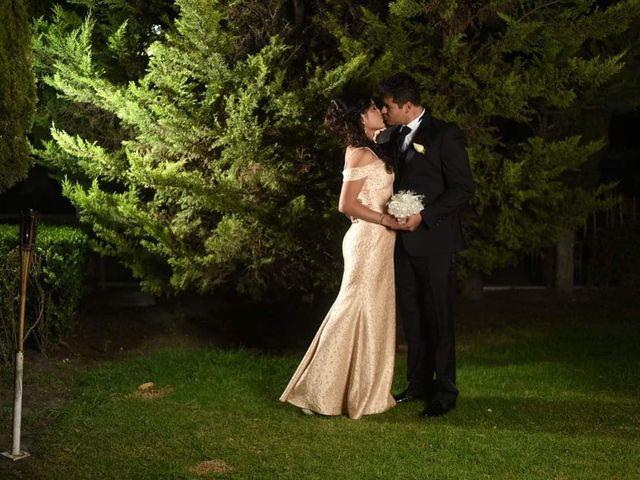 La boda de Enrique y Irina