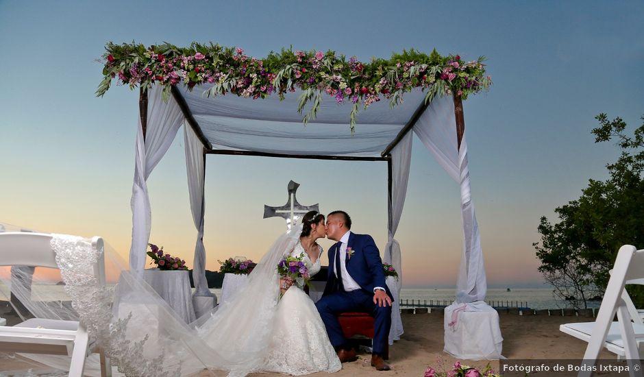 La boda de Francisco y Sandra en Ixtapa Zihuatanejo, Guerrero