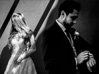 La boda de Nadya y Geovanni  1