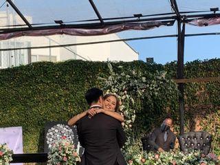 La boda de Nadya y Geovanni  2