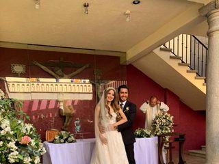 La boda de Nadya y Geovanni